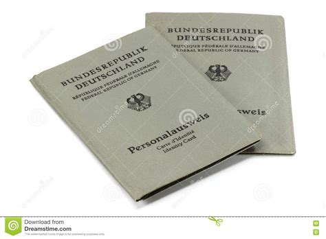 german id card template free business cards germany image collections card