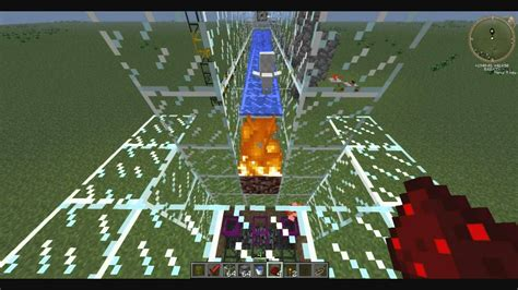 Automatic Chicken Feeder Minecraft minecraft automatic chicken coop and cooker