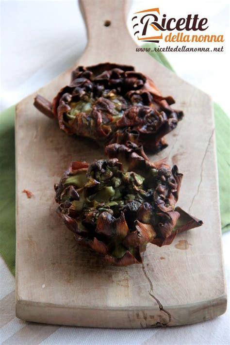 cucinare i carciofi romaneschi carciofi fritti alla giudia ricette della nonna