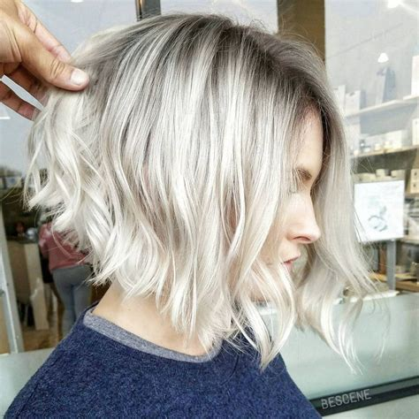 womens angled haircuts for fine hair best 25 haircuts for fine hair ideas on pinterest fine