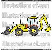 The Gallery For  &gt Cat Bulldozer Clipart Black And White