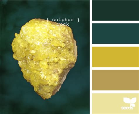 what color is sulfur color combinations that always look creativity