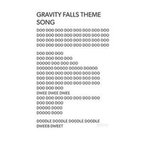 theme song gravity falls 1000 images about gravity falls on pinterest gravity