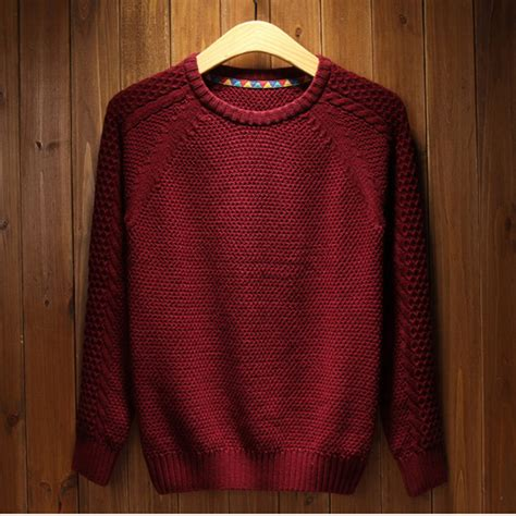 Vintage Sweater by Aliexpress Buy New Winter S Vintage Pullover O
