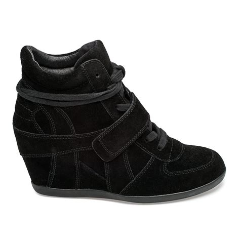 black wedge sneakers ash womens sneakers shop a large variety of ash shoes