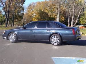 2000 Cadillac Dts Midnight Blue 2000 Cadillac Dts Exterior Photo