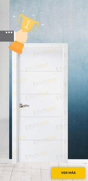 lo ultimo en puertas de interior puertas de interior baratas ofertas en puertas de paso block