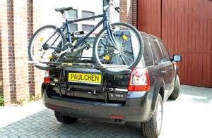 land rover rover freelander 2 bike rack