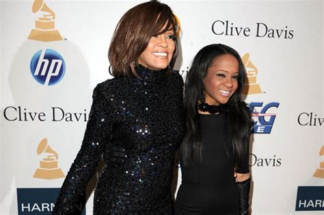 whitney houston and her daughter bobbi kristina brown remains hospitalized after medical