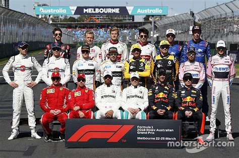 2019 F1 Drivers by F1 2019 Confirmed And Expected Driver Changes Formula 1