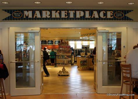 review beach club marketplace at disney s beach club