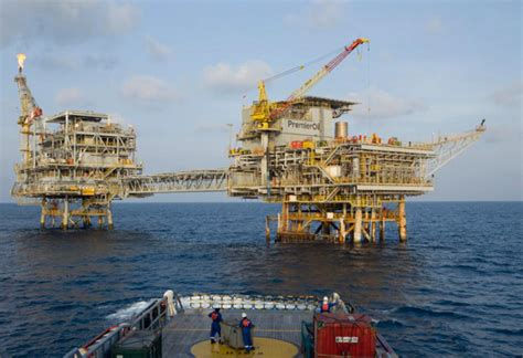 design platform indonesia pt smoe indonesia to build two wellhead platforms for