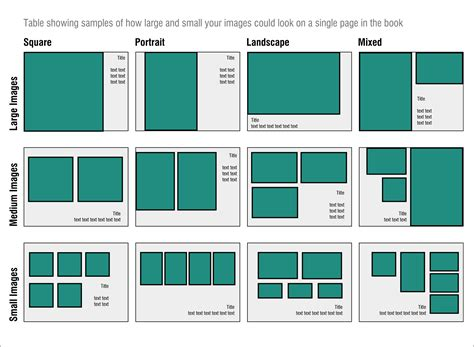 photo book design templates layout librologie
