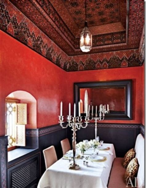 33 exquisite moroccan dining room designs digsdigs