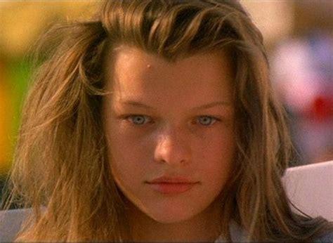 milla jovovich child model fotos de milla jovovich de jovencita taringa