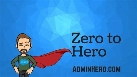 Zeroheroes Longsleve 10 zero to admin