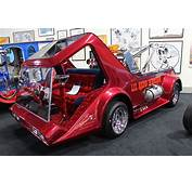 The CAR Top 10 Krazy Kustom Cars By George Barris