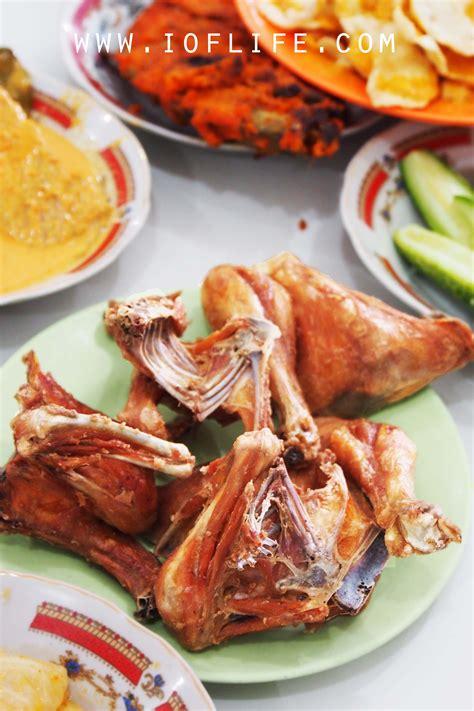 rumah makan pagi sore padang ayam goreng sayur anyang