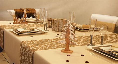 Decorations Table De Noel by D 233 Coration De Noel Notre S 233 Lection De Tables