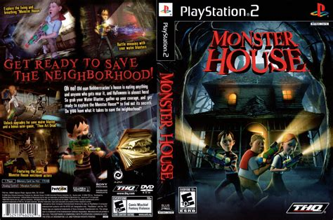 monster house 2 monster house cover download sony playstation 2 covers the iso zone