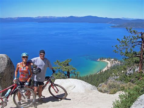 Trails Background Check Lake Tahoe Flume Trail Report Bike Forums