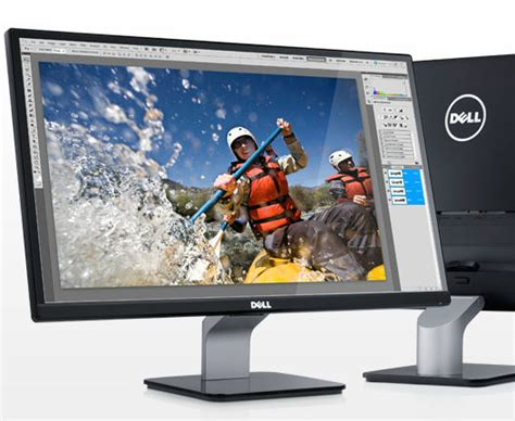 Monitor Led Dell S2340l dell s2340l 23 quot led ips monitor