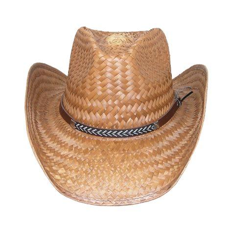womens straw cowboy hats