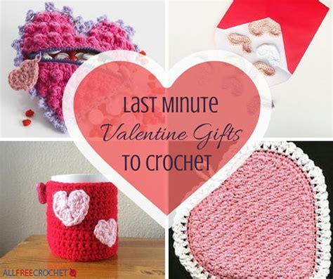 26 last minute gifts to crochet allfreecrochet
