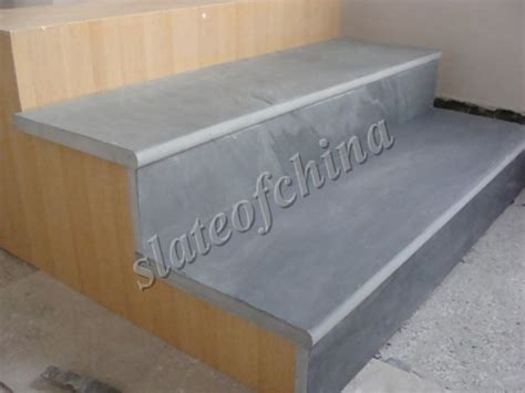 natural slate stairs tile stairs bullnose slate steps and risers factory china natural slate