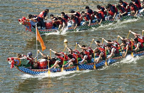 مهرجان قوارب التنين يكلف الصينيين أكثر من 4 ملايين دولار - Dragon Boat Festival 2018 Antwerp