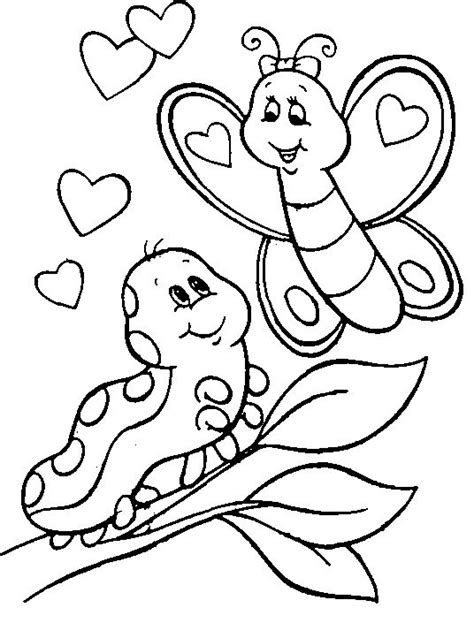 coloring pages caterpillar to butterfly caterpillar round coloring page animal coloring pages