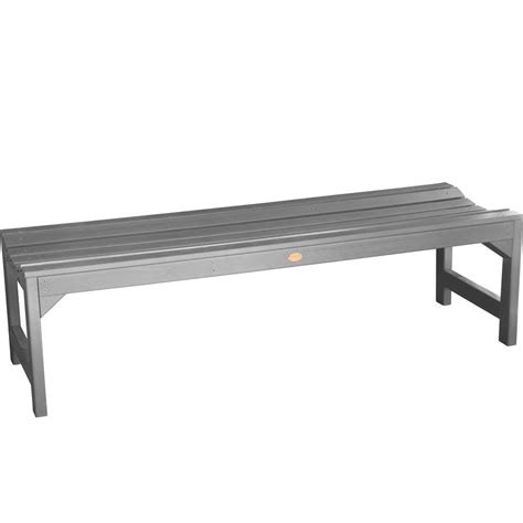 backless benches outdoor backless garden bench in outdoor benches