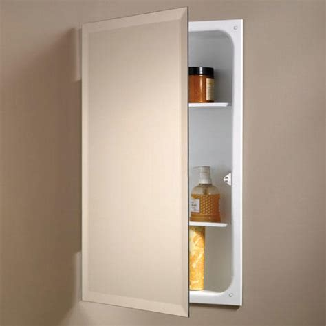recessed mirrored medicine cabinets for bathrooms really stylish recessed mirrored medicine cabinet all