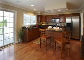 kitchen home dark