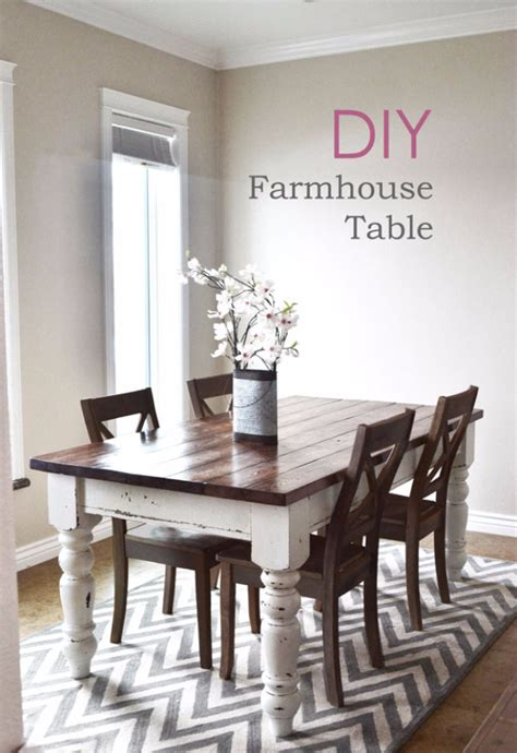 Do It Yourself Dining Room Table 38 Diy Dining Room Tables Diy