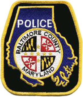 Arrest Records Baltimore County File Md Baltimore County Png