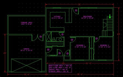 how to draw floor plan in autocad drawing elevation with autocad john s school site