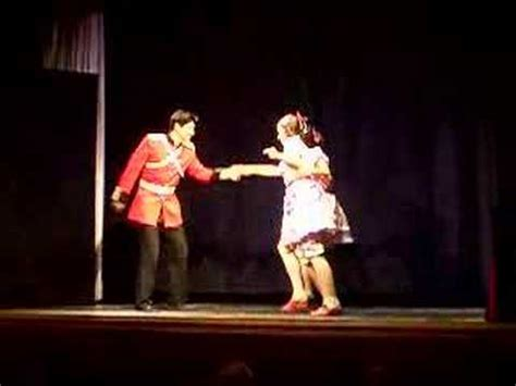 swing dance music youtube music box swing dance performance for herrang cabaret
