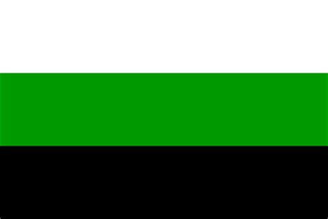 flags of the world green white black ural autonomist flags russia
