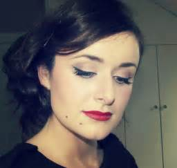 make up 1940s make up