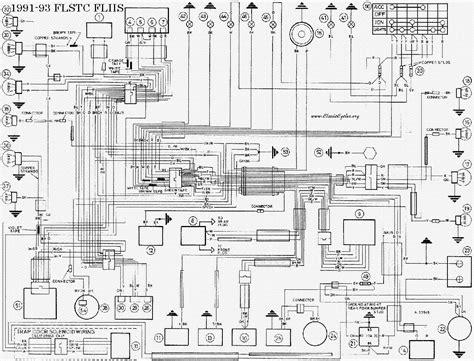 1998 harley davidson fatboy wiring diagram wiring