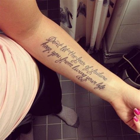 tattoo quotes strength tumblr best 25 forearm tattoo quotes ideas on pinterest faith