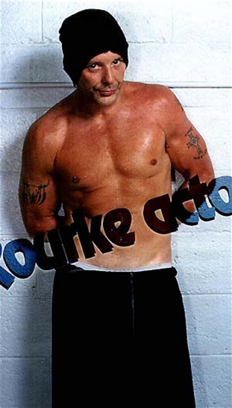 mickey rourke tattoos tattoos mickey rourke arms