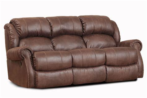 wyoming espresso reclining sofa