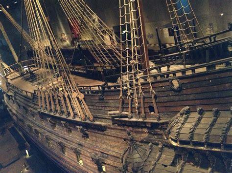 gustav vasa ship vasa museum seth in sweden