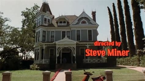 the house movie film tv location horror haunts house 1986 film location geek field guides