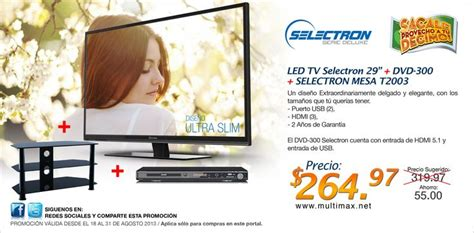 Tv Multimax 17 best images about promociones en www multimax net on small office boombox and portal