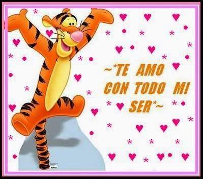 imagenes de winnie pooh diciendo te amo winnie the pooh d 237 a del amor