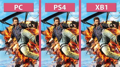 Istimewa Ps4 Just Cause 3 just cause 3 pc vs ps4 vs xbox one graphics comparison