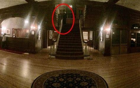 haunted room stanley hotel stanley hotel guest captures creepy figure in lobby fox news